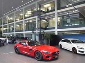 Mercedes-Benz: Kundenerlebnis Verkauf