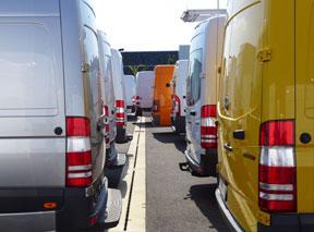 Mercedes-Benz: Zertifizierung Transporter-Verkauf