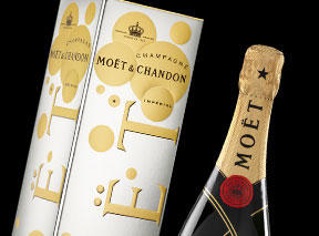 Moët & Chandon: Support Travel Retail